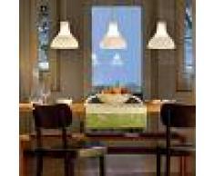 Villeroy & Boch Oslo lámpara colgante cristal 3 l.
