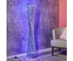 Globo Extravagante lámpara LED de pie Philia RGB