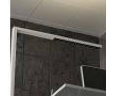 Lampenwelt.com Lámpara de pie LED Jolinda para oficina, atenuable