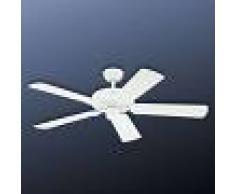 Westinghouse Ventilador de techo blanco Monarch