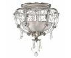 RIPERLamP Elegante lámpara de techo de cristal Trina