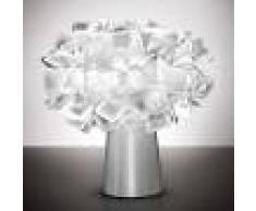 Slamp Clizia - lámpara de mesa de diseño, opalino