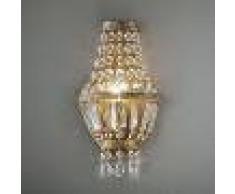 Kögl Lámpara de pared CUPOLA cristal
