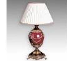 RIPERLamP Lámpara de mesa Prestigio, diseño artístico, 47cm
