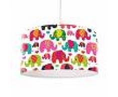 Maco Design Bonita lámpara colgante infantil Elefant