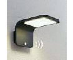 Lindby Koleno foco solar LED con sensor, IP54