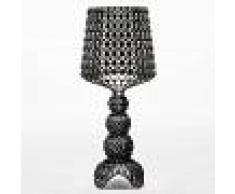 Kartell Mini Kabuki - lámpara de mesa LED, negro