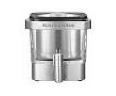 KitchenAid - Dispensador de café frío - Kitchen Aid Cold Brew Coffee Maker, 14 tazas, Asa de aluminio, Inox