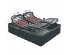 Compra Ideal Somier eléctrico y canapé de 150x190 con camas independientes y mando por móvil