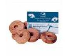 Redecker Discos anti-polillas de madera de cedro para perchas