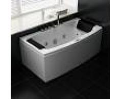 Bañera de hidromasaje ECO-DE® BERMEO 150x75x68 cm ECO-8520