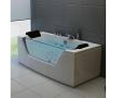 Bañera de hidromasaje ECO-DE® HYDROSANA 160x80x58 cm ECO-8524