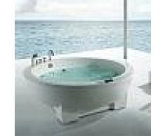 Bañera de Hidromasaje ECO-DE® ROMEO 150x150x65 cm. ECO-8528