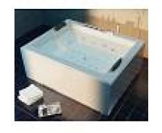 Bañera Hidromasaje ECO-DE® Alta Gama COSTA TROPICAL 180x140x74cm ECO-8526