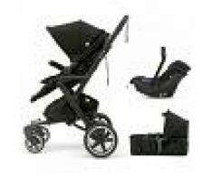 Concord Conjunto Air i-Size y Capazo Scout Neo Plus Mobility Concord Shadow Black